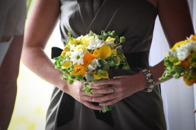 bouquet wedding photo